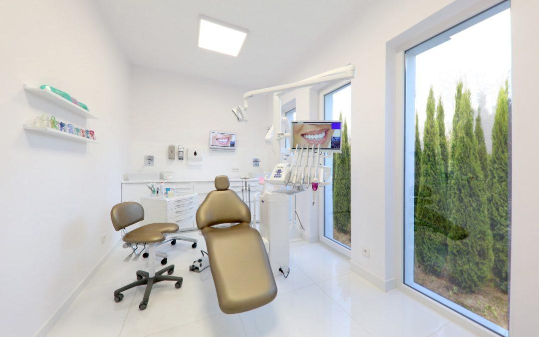 Gabinet dentystyczny Makow Polnych 8